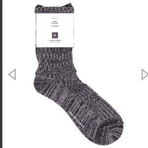Richer Poorer over the knee textured sock